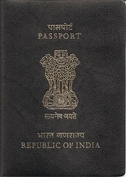 Reissue of Indian Passport