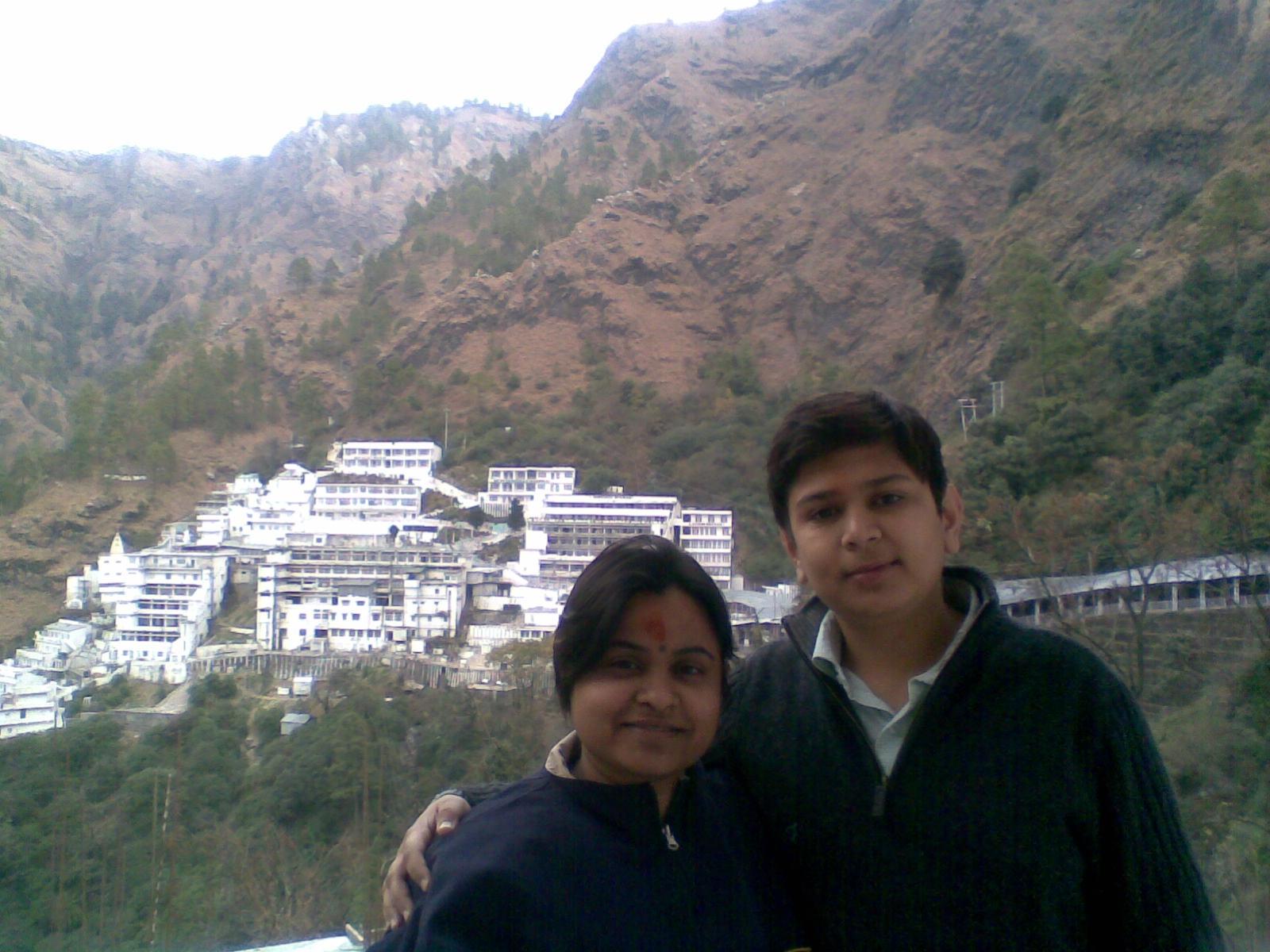 Trip To Vaishno Devi Amit Gupta