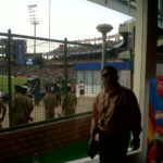 at the kotla hospitality section