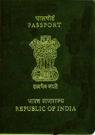 Passport For Minor In India Indian Passport on z scheme takes place in