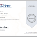 Gamification Coursera Penn University